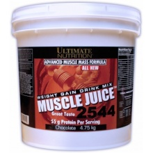 Гейнер ULTIMATE Nutrition  Muscle Juice 4750 gr