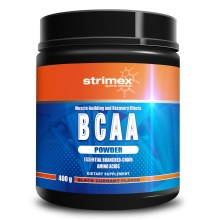 БЦАА Strimex BCAA Powder 400 гр