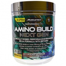 Аминокислота MuscleTech Amino Build Next Gen 276 гр