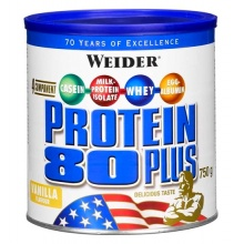 Протеин WEIDER Protein 80 Plus 750 gr